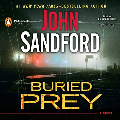 Buried Prey audiobook cover art