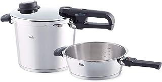 Fissler 620-300-11-000/0 - Juego de ollas a presión (acero inoxidable)