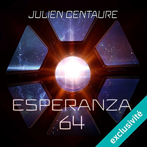 Esperanza 64 audiobook cover art