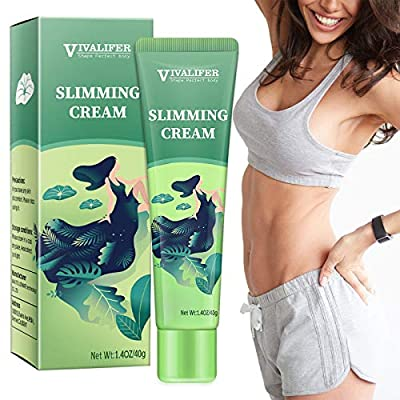 Hot Cream, Tummy Weight Loss Cream for Women and Men, Body Fat Burner Cream for Reducing Belly & Legs Arms, Thigh and Waist Fat, Anti Cellulite, Quick Slimming