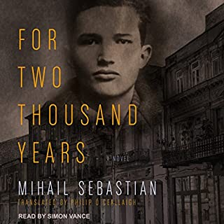 For Two Thousand Years cover art