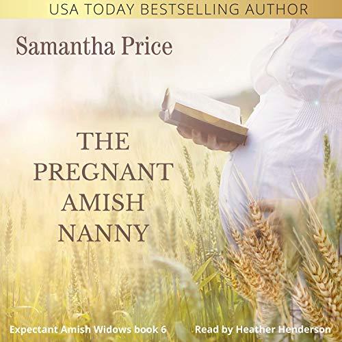 The Pregnant Amish Nanny cover art
