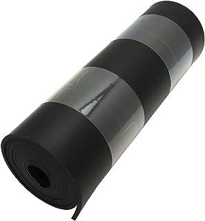 WAKI ゴムシート 厚さ3mmX幅200mmX長さ1m 黒