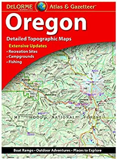 Best topo map of oregon Reviews