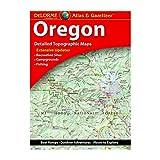 DeLorme® Oregon Atlas & Gazetteer (Delorme Atlas & Gazetteer)