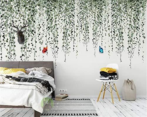 Hintergrundbild 3D Wallpaper Wohnzimmer Fototapeten nach Mass Romantic Rose Flower Garden Wohnzimmer Hochzeitszimmer TV Hintergrund Wandtapete für Wände 3d