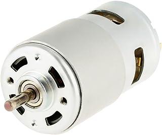 775 12V 12000RPM Motor sin Escobillas,Miniatura Motor DC en Miniatura de Alta Velocidad para Energía Eléctrica para Herramientas Eléctricas,Destornillador Eléctrico,Ventilador Eléctrico,Aspiradora