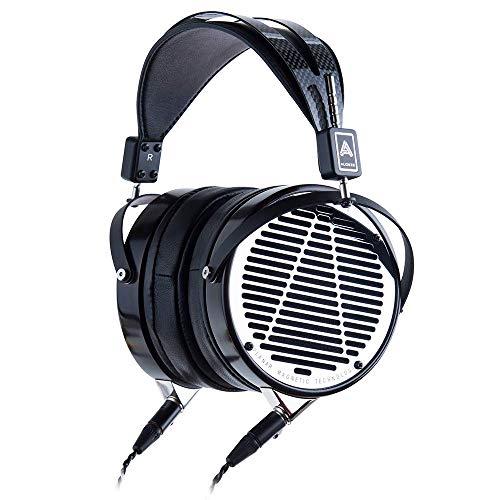 Audeze LCD-4 Planar Magnetic Headphones with Macassar Ebony Wood