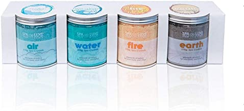 AquaFinesse Badzout Spa de Luxe Crystals