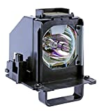 BORYLI 915B441001 915B441A01 Replacement Lamp with Housing for Mitsubishi WD-65738 WD-65638 WD-73838 WD-60638 WD-65C10 WD-73C10