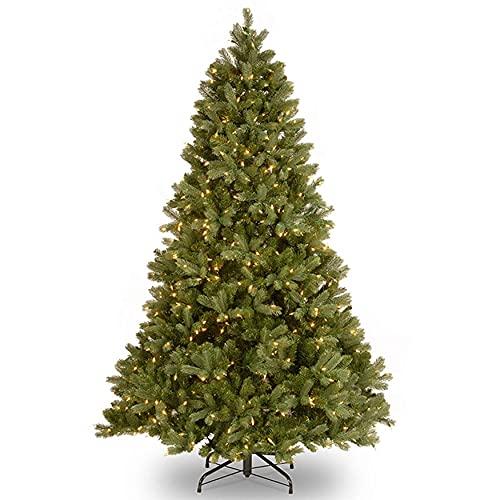 NHAO Árbol de Navidad Artificial Acebo Natural Verde,árbol de Navidad,arbol de Navidad...