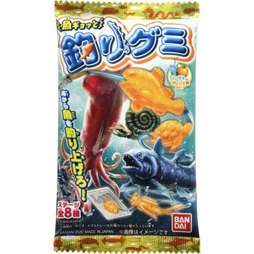バンダイ 魚ギョっと釣りグミ14g