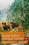 Bunter Herbst und raue Nächte: Jagderzählungen