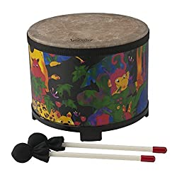 Remo KD-5080-01 Kids Percussion Floor Tom Drum - Top 10 Best Baby Musical Instruments