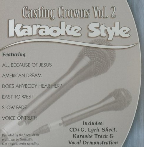 Casting Crowns Vol. 2 by Daywind Records (2009-08-01)