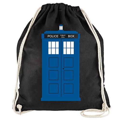 Nukular Turnbeutel Tardis Doctor Who