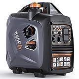 Best Quiet Generators - TACKLIFE Portable Inverter Generator, 2250-Watt Quiet Generator Review