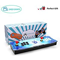 Spmywin 2400 2D Pandora Box Arcade Video Game Console 720P Full HD Retro Consola Arcade Video Gamepad Expandir juegos 2D Lista Inteligente