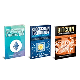Bitcoin Cryptocurrency: 3 Manuscripts - Bitcoin, Blockchain Technology, Ethereum                   By:                                                                                                                                 Raymond Kazuya                               Narrated by:                                                                                                                                 Lukas Arnold                      Length: 4 hrs and 25 mins     50 ratings     Overall 4.8