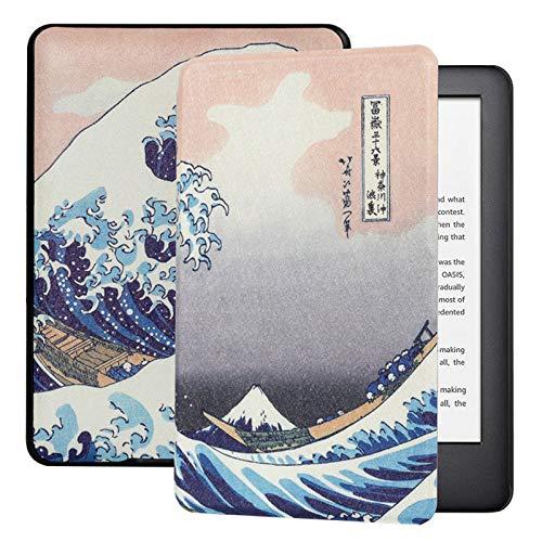 ZHAOXIANGXIANG Kindle Case,2018 Kindle Paperwhite 4 Caso para Funda Amazon Kindle 10A Generación Cubierta Protectora Flip E-Book Shell (Modelo:Pq94Wif),7