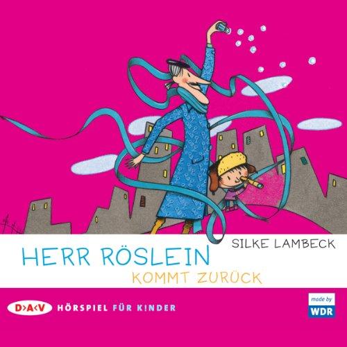 Herr Röslein kommt zurück Titelbild