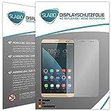 Slabo 4 x Bildschirmschutzfolie für Huawei MediaPad X2 Bildschirmschutz Schutzfolie Folie No Reflexion | Keine Reflektion MATT