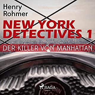 Der Killer von Manhattan Titelbild