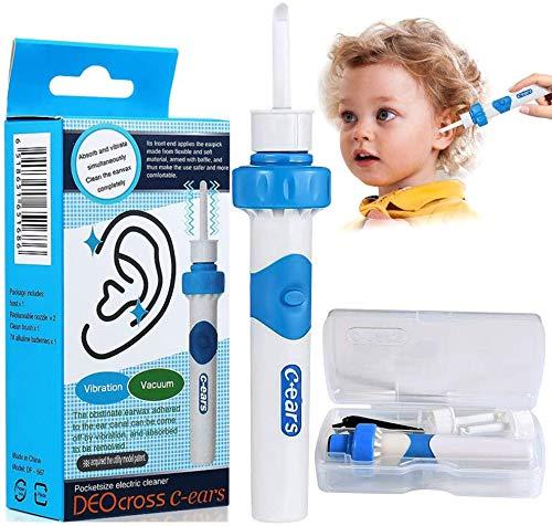 Limpieza Cerumen Oído, Eliminar Quitar cera oidos, Kit Limp