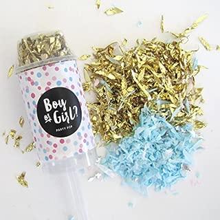 push pop confetti gender reveal
