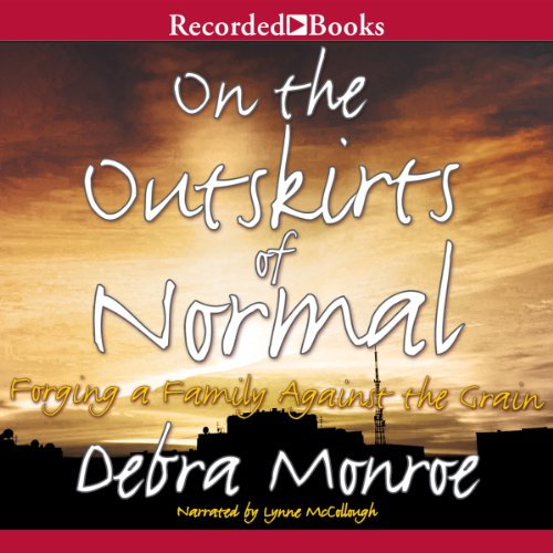 On the Outskirts of Normal audiobook cover art