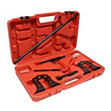 ABN Automotive Engine Overhead Valve Spring Tool Set, Remover and Installer Kit Compatible with Ford, BMW, Honda, Toyota