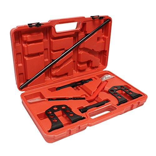ABN Automotive Engine Overhead Valve Spring Tool Set - Remover, Installer, Compressor Kit for Ford, BMW, Honda, Toyota