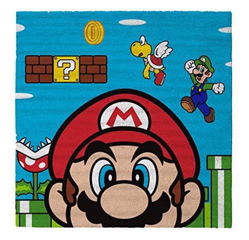 Nintendo Super Mario Looker Teppich