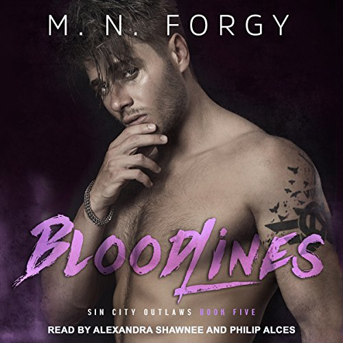 Couverture de Bloodlines