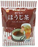 日薬壮健 ワンカップ用 ほうじ茶 ティーパック 20P 40g