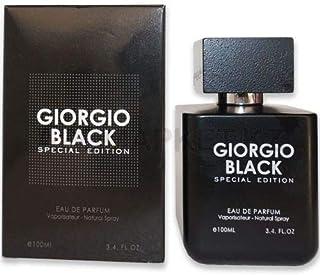 Black Special Edition By Giorgio For Men - Eau De Parfum, 100Ml