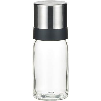 iwaki(イワキ) 耐熱ガラス 調味料入れ 醤油差し 液だれしない 120ml KS521-SVN