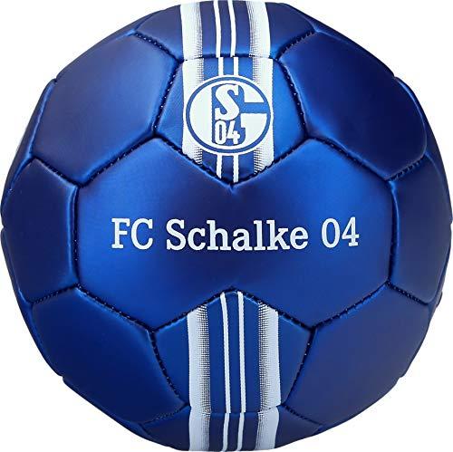 FC Schalke 04 Ball Metallic Gr. 1