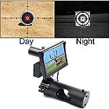 JASHKE Vision nocturne numérique infrarouge de pour la chasse à la carabine à air...