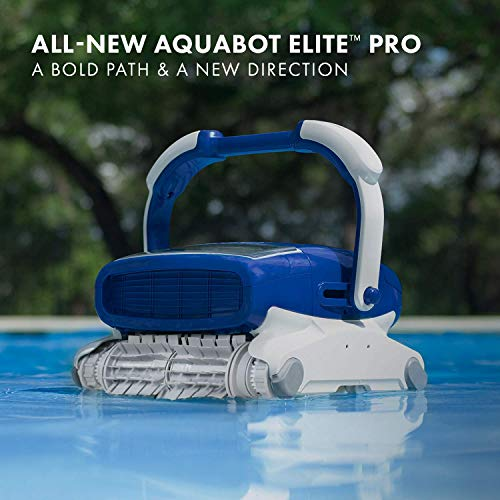 Compare DOLPHIN Sigma With Metalix Aquabot Elite Pro Robotic Pool Cleaner