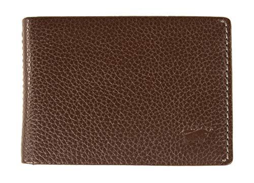 Braun Büffel Prato RFID Wallet XS Brown
