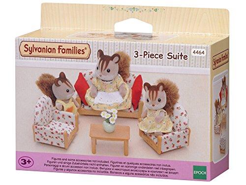 Sylvanian Families - 4464 - Set de sofá y sillones