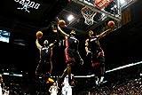 Dwyane Wade Chris Bosh Lebron James Miami Heat...