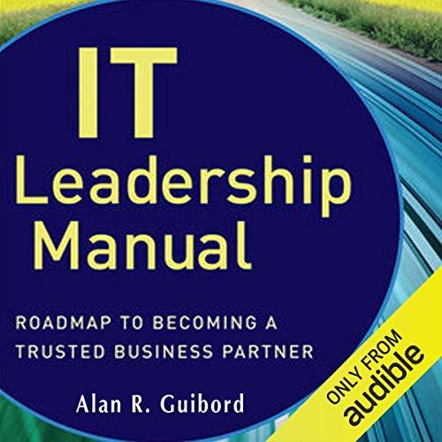 IT Leadership Manual Titelbild