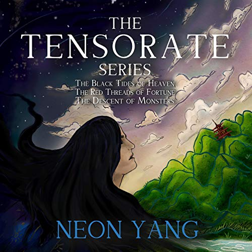 The Tensorate Series cover art