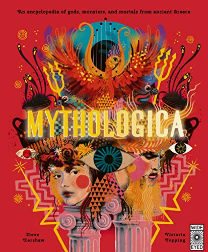 Mythologica by Dr Stephen P Kershaw