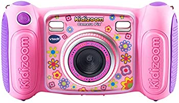 VTech KidiZoom Camera Pix (Pink) (Frustration Free Packaging)