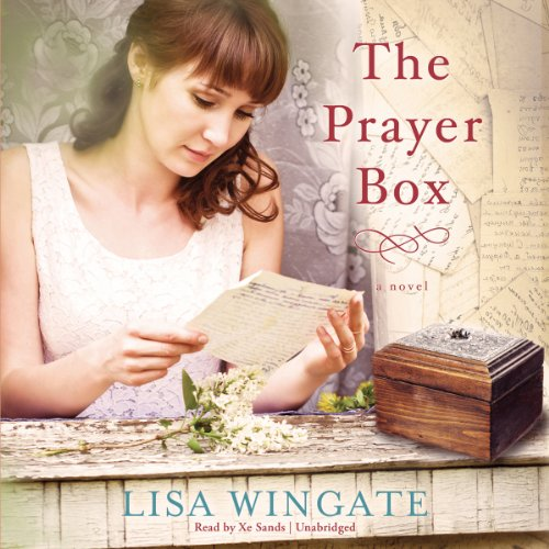 The Prayer Box     A Novel              By:                                                                                                                                 Lisa Wingate                               Narrated by:                                                                                                                                 Xe Sands                      Length: 9 hrs and 37 mins     1,514 ratings     Overall 4.6