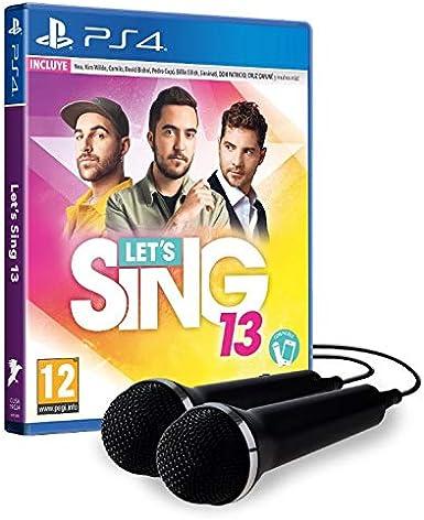 Let's Sing 13+ 2 micros