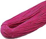 hwljxn Stricken Wollgarn, Riesengarn weiche Wollgarn, klobige Garn sperrige Roving-DIY für Fingerstricken, Flauschiges Garn für Armstricken, Deckengarn, Häkelfilzen (Color : Pink)